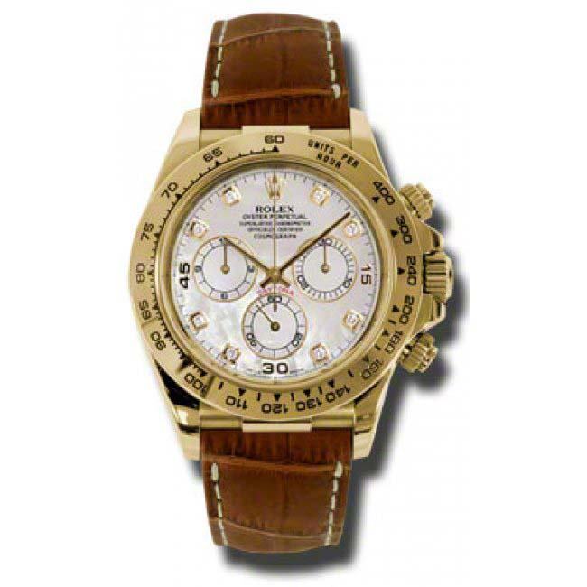 Oyster Perpetual Cosmograph Daytona 116518 md