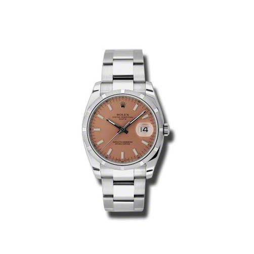Oyster Perpetual Date 115210 pio