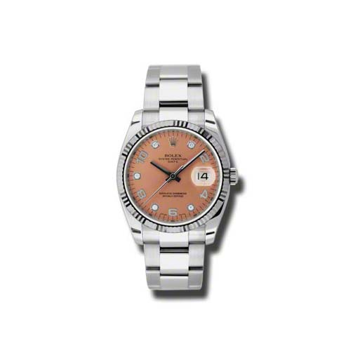 Oyster Perpetual Date 34mm Fluted Bezel 115234 pdo