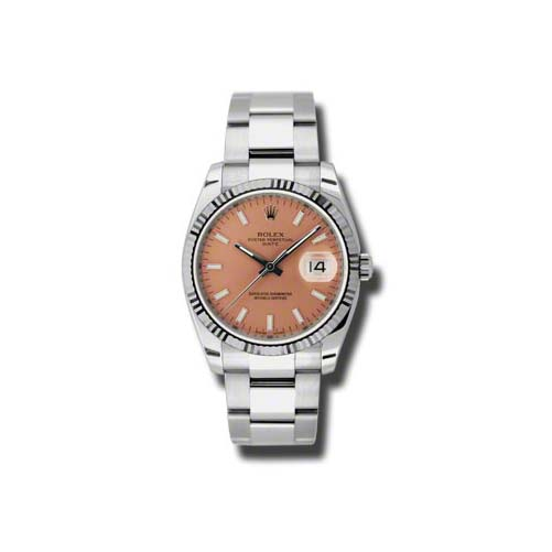 Oyster Perpetual Date 115234 pso