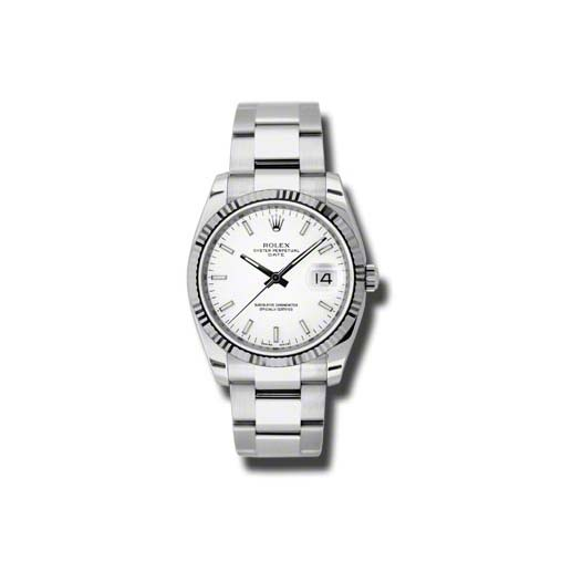 Oyster Perpetual Date 115234 wio
