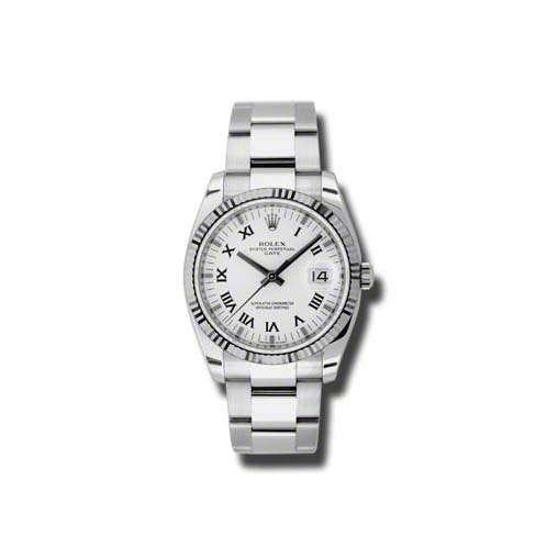 Oyster Perpetual Date 115234 wro