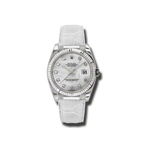 Oyster Perpetual 116139 mdw