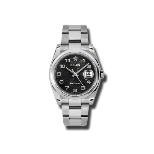 Oyster Perpetual Datejust 116200 bkjao