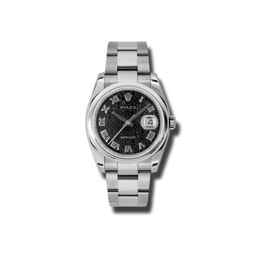 Oyster Perpetual Datejust 116200 bkjro