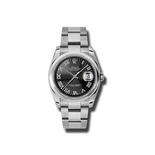 Oyster Perpetual Datejust 116200 bksbro