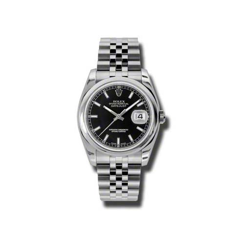 Oyster Perpetual Datejust 116200 bksj