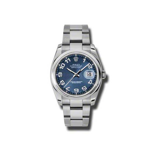 Oyster Perpetual Datejust 116200 blcao
