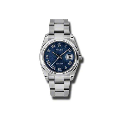 Oyster Perpetual Datejust 116200 bljro
