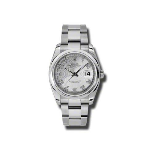 Oyster Perpetual Datejust 116200 scao