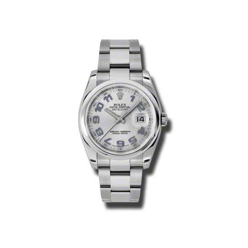 Oyster Perpetual Datejust 116200 sdblao