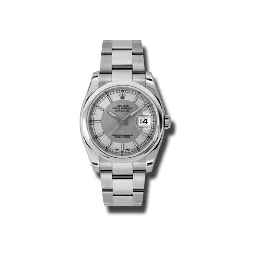 Oyster Perpetual Datejust 116200 stsiso