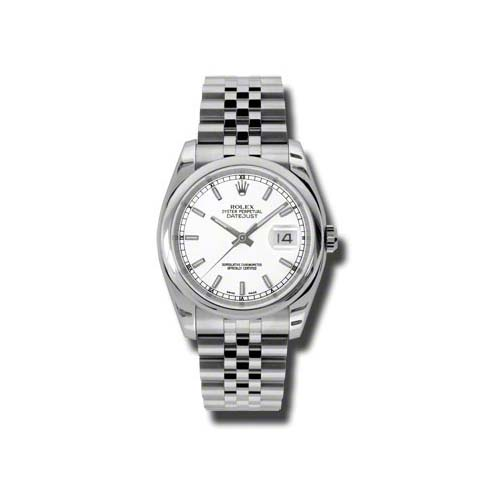 Oyster Perpetual Datejust 116200 wsj