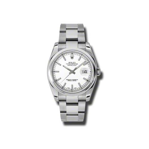 Oyster Perpetual Datejust 116200 wso