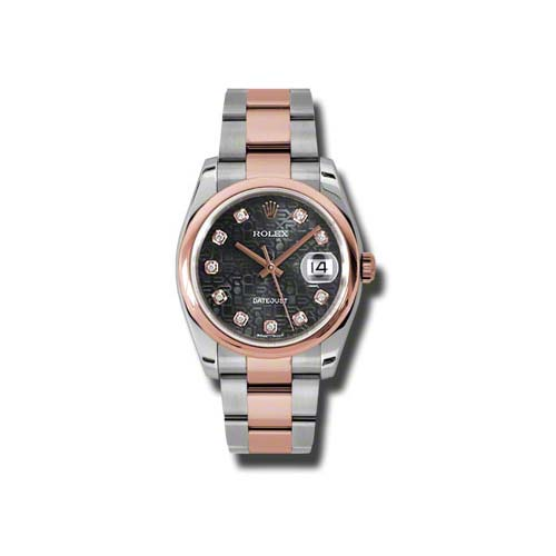 Oyster Perpetual Datejust 116201 bkjdo