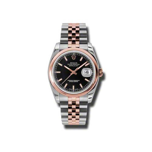 Oyster Perpetual Datejust 36mm 116201 bksj