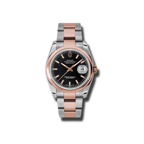 Oyster Perpetual Datejust 36mm 116201 bkso