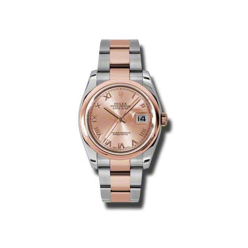 Oyster Perpetual Datejust 36mm 116201 chro