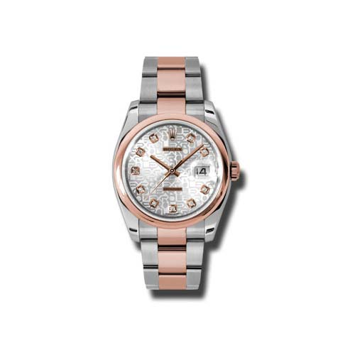 Oyster Perpetual Datejust 116201 sjdo