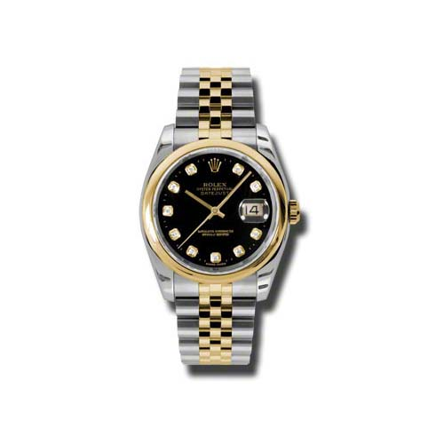 Oyster Perpetual Datejust 36mm 116203 bkdj