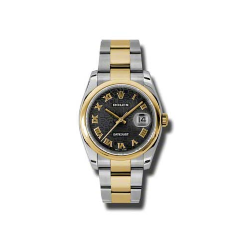Oyster Perpetual Datejust 116203 bkjro