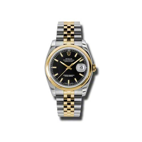 Oyster Perpetual Datejust 36mm 116203 bksj