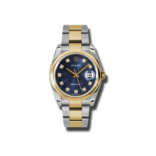 Oyster Perpetual Datejust 116203 bljdo