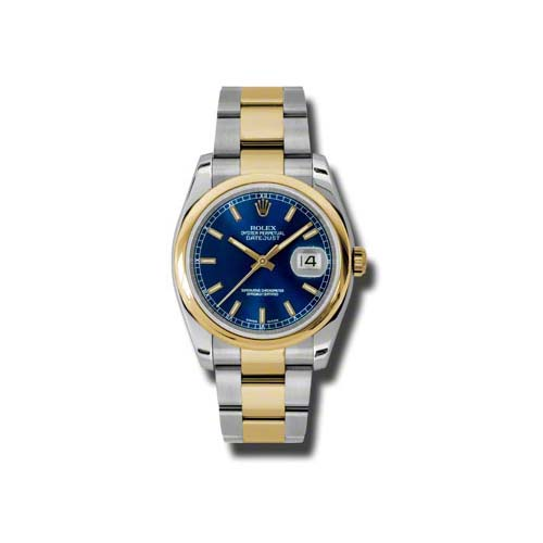 Oyster Perpetual Datejust 116203 blso
