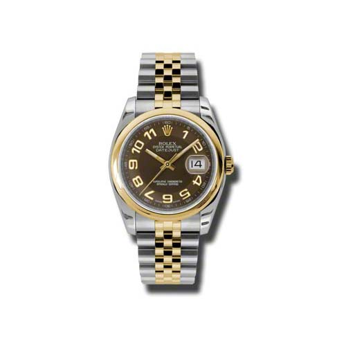 Oyster Perpetual Datejust 36mm 116203 braj