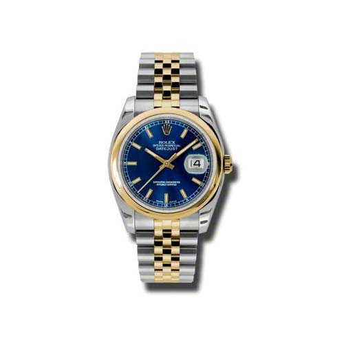 Oyster Perpetual Datejust 36mm 116203 blsj