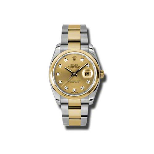 Oyster Perpetual Datejust 116203 chdo