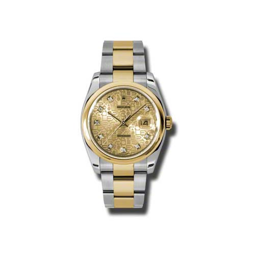 Oyster Perpetual Datejust 36mm 116203 chjdo