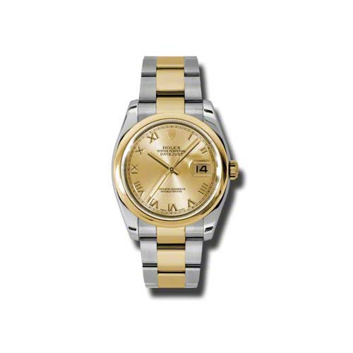 Oyster Perpetual Datejust 36mm 116203 chro