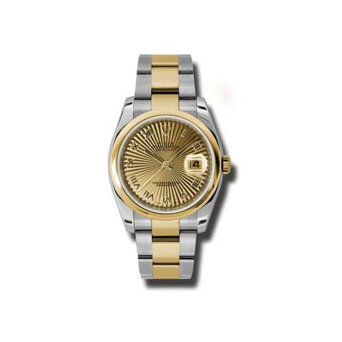 Oyster Perpetual Datejust 36mm 116203 chsbro