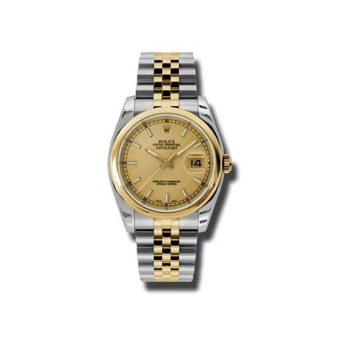 Oyster Perpetual Datejust 36mm 116203 chsj