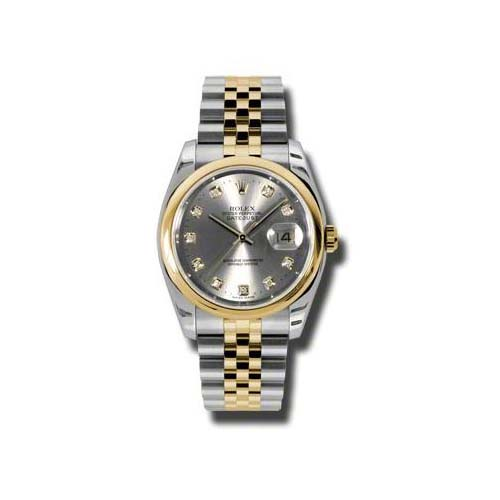 Oyster Perpetual Datejust 116203 gdj