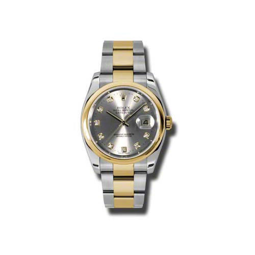 Oyster Perpetual Datejust 36mm 116203 gdo