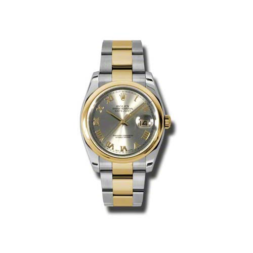 Oyster Perpetual Datejust 36mm 116203 gro