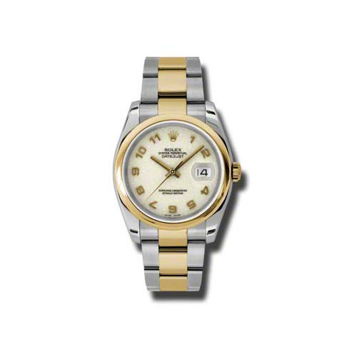 Oyster Perpetual Datejust 36mm 116203 ijao