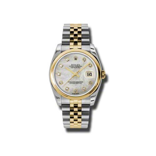 Oyster Perpetual Datejust 36mm 116203 mdj