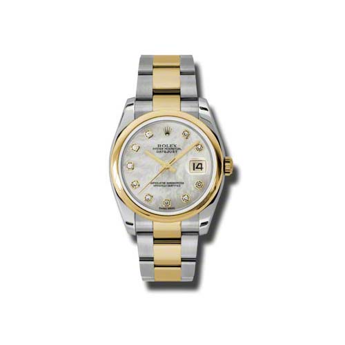 Oyster Perpetual Datejust 116203 mdo
