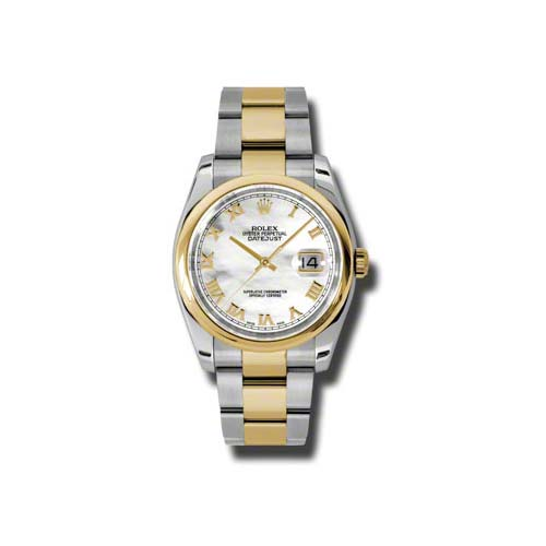 Oyster Perpetual Datejust 36mm 116203 mro