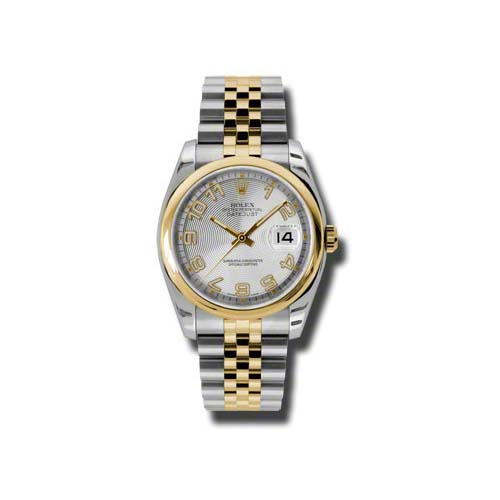 Oyster Perpetual Datejust 36mm 116203 scaj