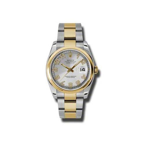 Oyster Perpetual Datejust 116203 scao