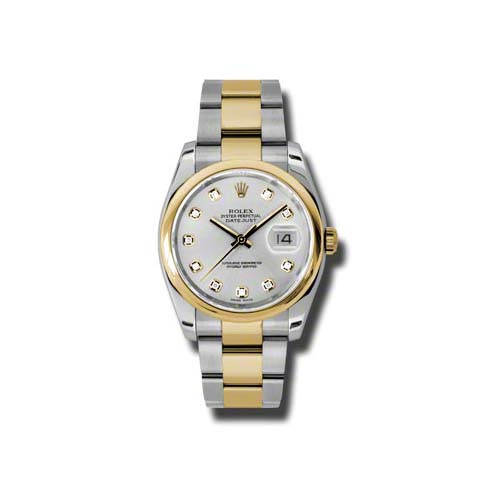Oyster Perpetual Datejust 36mm 116203 sdo