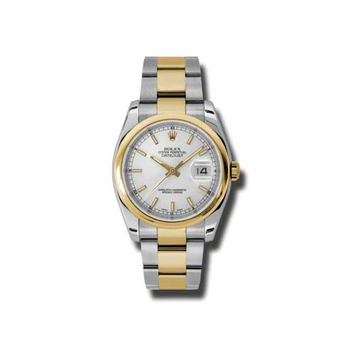 Oyster Perpetual Datejust 36mm 116203 sso