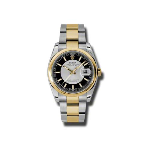 Oyster Perpetual Datejust 36mm 116203 stbkso