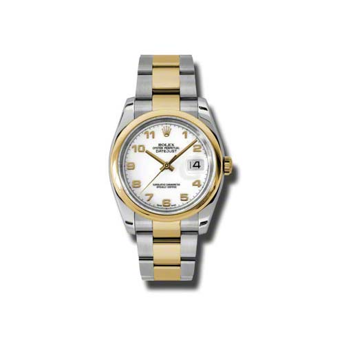 Oyster Perpetual Datejust 36mm 116203 wao