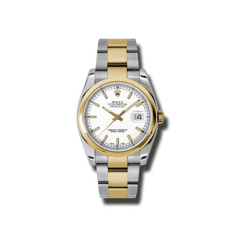 Oyster Perpetual Datejust 36mm 116203 wso