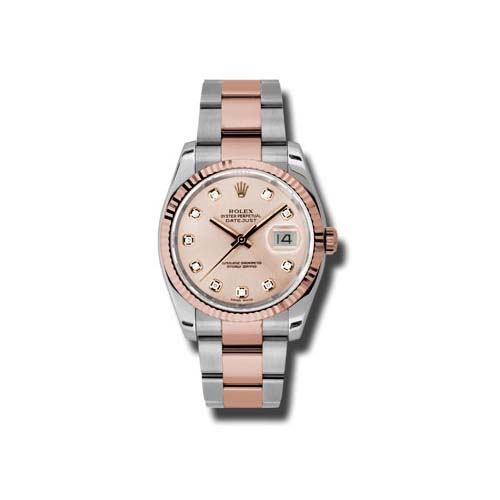 Oyster Perpetual Datejust 116231 chdo